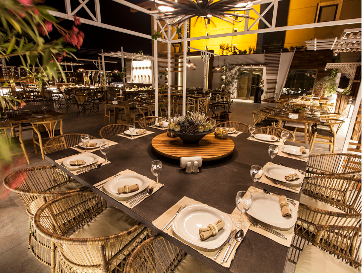 Balkon Restoran
